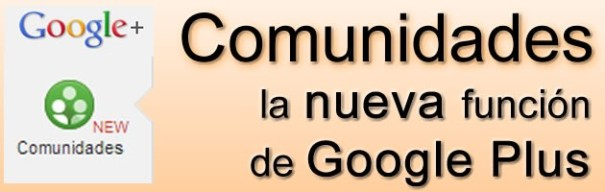 Comunidades Google Plus