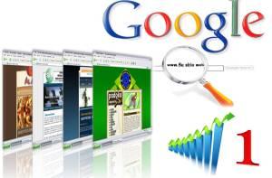 Posicionamiento Google