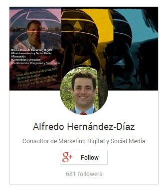 Etiqueta Google Plus