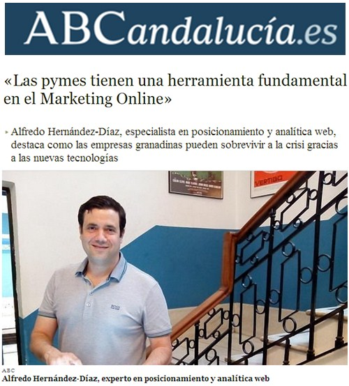 Entrevista ABC Alfredo Hernández-Díaz