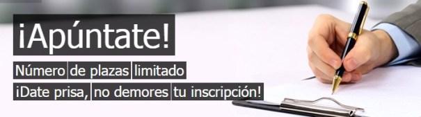 Inscripción Evento SEO Sevilla