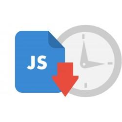 JavaScript Velocidad Carga Pagina Web