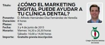 Conferencia Marketing Digital Granada