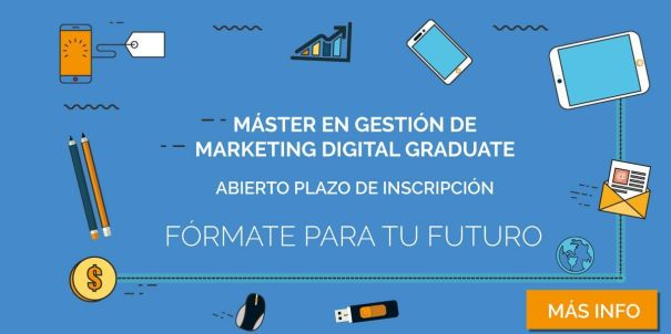 Master Marketing Digital de WindUP para graduados