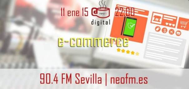 Programa sobre E-commerce en Radio NEO FM