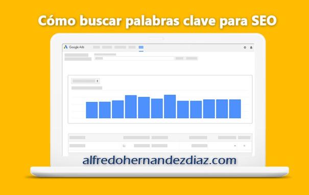 Cómo buscar palabras clave con el Planificador de Google Ads