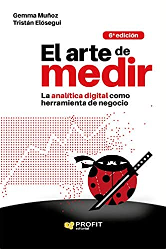 Libro El Arte de Medir de Gema Muñoz y Tristán Elósegui