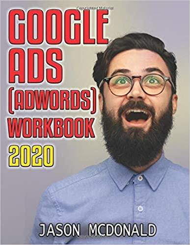 Libro Google Ads (Adwords) Workbook de Jason McDonalds