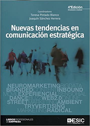 Libro Nuevas Tendencias de Comunicación Estratégica