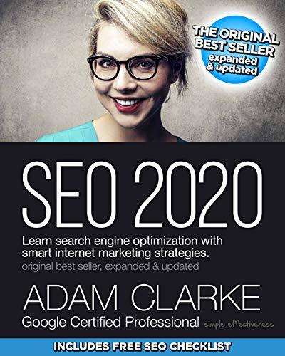 Libro SEO 2020 de Adam Clarke