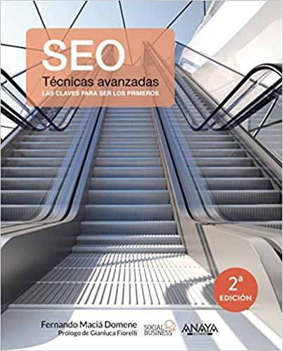 Libro SEO Técnicas Avanzadas de Fernando Macia